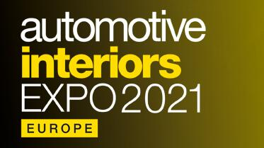 We Would Like to See You in Automotive Interiors EXPO November 9-11, 2021 EUROPE in Stuttgart, Germany