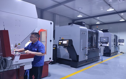Step by step, Hondvo is introducing new equipment to improve our capacity and efficiency.